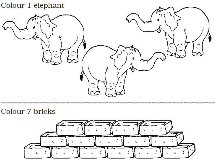 ncert solutions class 1 maths chapter 2 numbers from one to nine 48