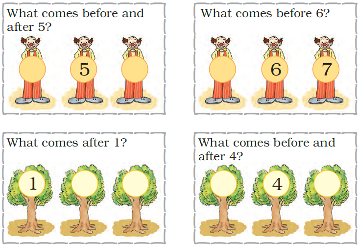 ncert solutions class 1 maths chapter 2 numbers from one to nine 67