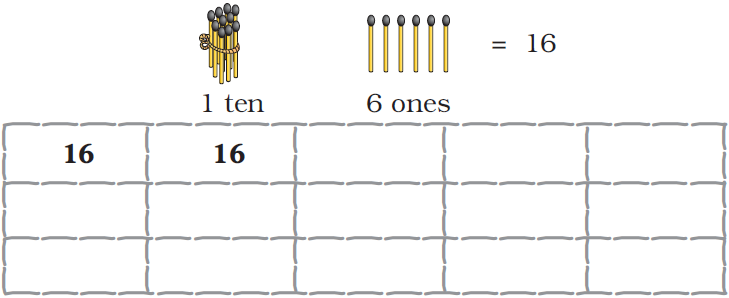ncert solutions class 1 maths chapter 5 numbers from ten to twenty 33
