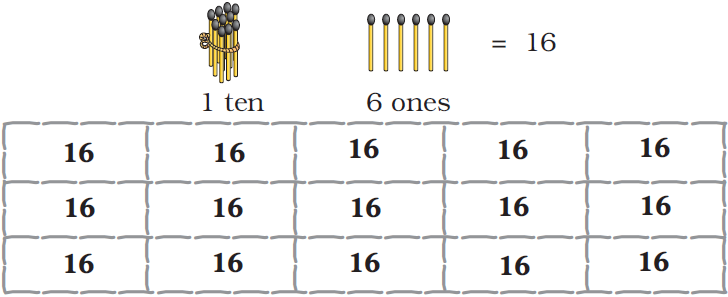 ncert solutions class 1 maths chapter 5 numbers from ten to twenty 36