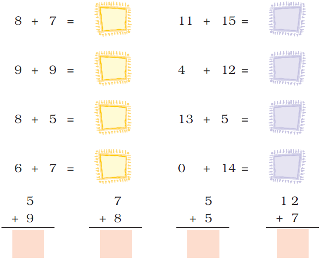 ncert solutions class 1 maths chapter 5 numbers from ten to twenty 65