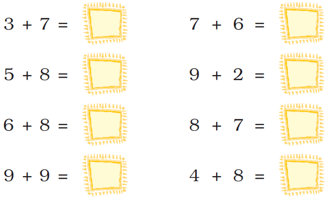 ncert solutions class 1 maths chapter 5 numbers from ten to twenty 75