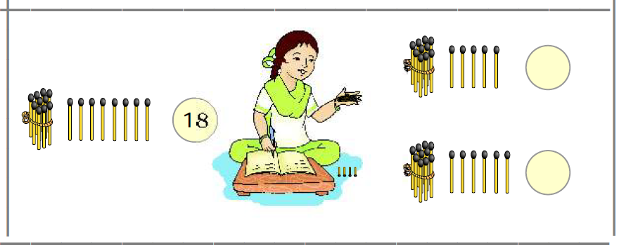ncert solutions class 1 maths chapter 8 numbers from twenty one to fifty 1